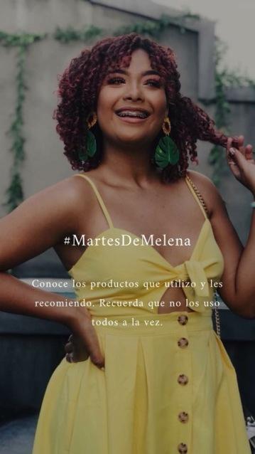 #MartesDeMelena